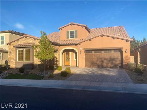 Photo of 2556 Prairie Pine Street, Henderson, NV 89044 (MLS # 2272538)