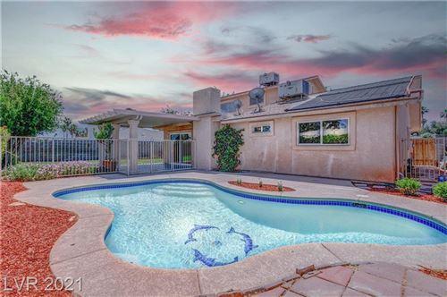 Photo of 4444 El Como Way, Las Vegas, NV 89121 (MLS # 2303538)