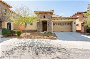 Photo of 1043 VIA SAN GALLO Court, Henderson, NV 89011 (MLS # 2075539)