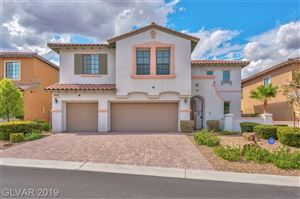 Photo of 549 GREEN SAGE Way, Las Vegas, NV 89135 (MLS # 2140539)