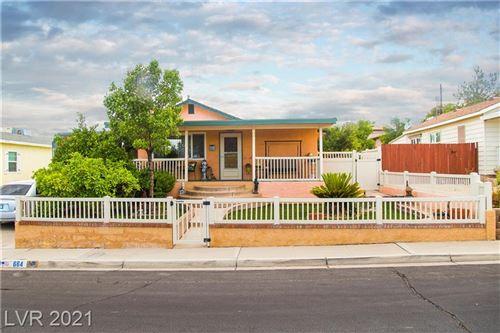 Photo of 664 Avenue G, Boulder City, NV 89005 (MLS # 2318539)