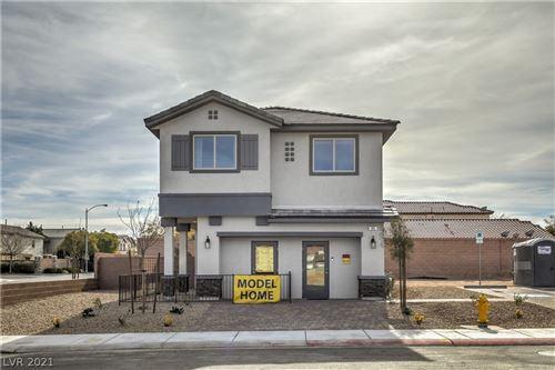 Photo of 9170 Oxford Blue Avenue, Las Vegas, NV 89148 (MLS # 2333539)