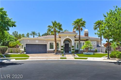 Photo of 1799 MEZZA Court, Henderson, NV 89012 (MLS # 2188540)
