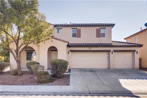 Photo of 1225 SILVER BARK Avenue, North Las Vegas, NV 89081 (MLS # 2162542)