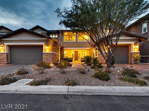 Photo of 5555 Kyle Peak Court, Las Vegas, NV 89135 (MLS # 2265542)