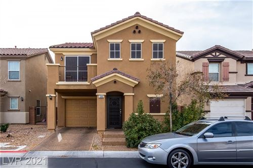 Photo of 599 Primrose Hill Avenue, Las Vegas, NV 89178 (MLS # 2268542)