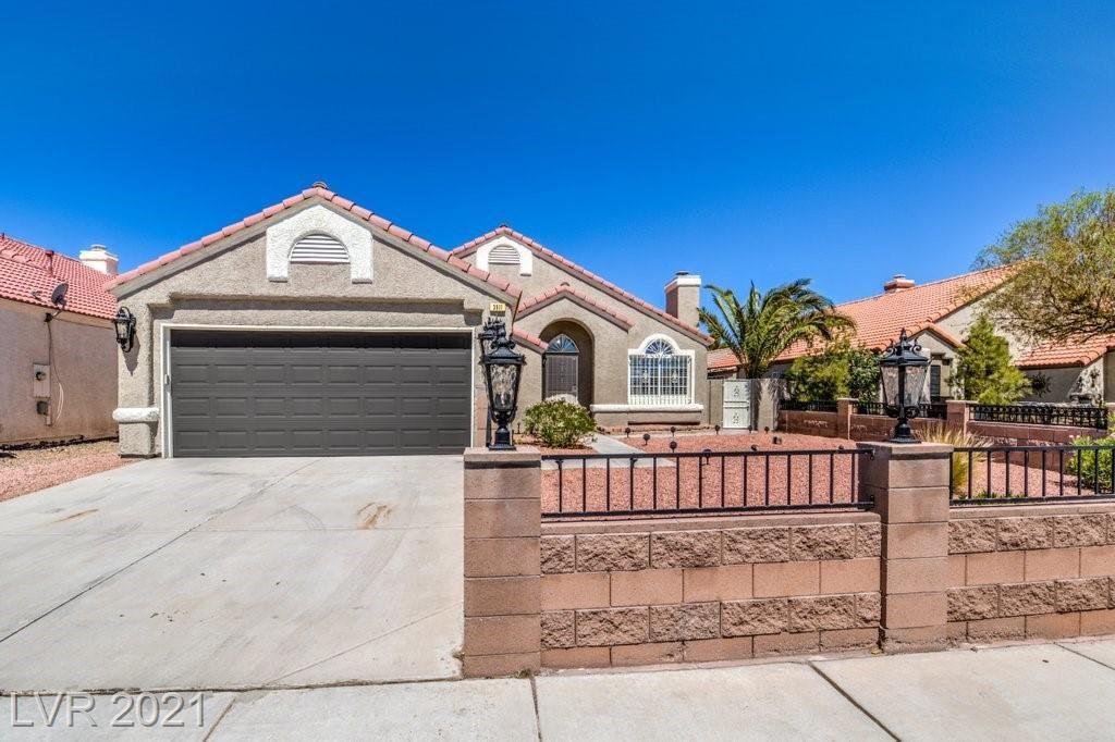 3911 Rose Canyon Drive, North Las Vegas, NV 89032 - MLS#: 2308542