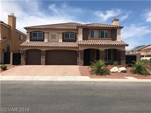 Photo of 6206 MOUNT PALOMAR Avenue, Las Vegas, NV 89139 (MLS # 2099543)