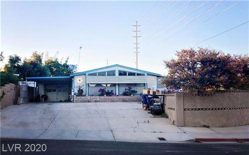 Photo of 1000 El Camino, Boulder City, NV 89005 (MLS # 2206543)
