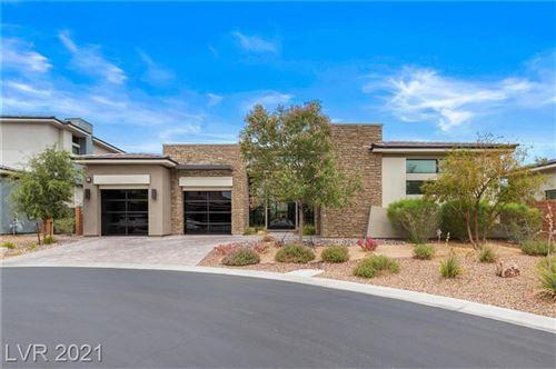 Photo of 93 Glade Hollow Drive, Las Vegas, NV 89135 (MLS # 2303543)