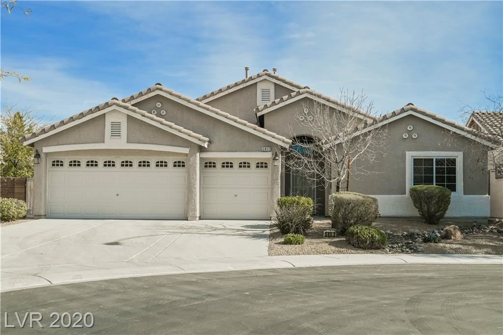 Photo of 5852 OUTRAKER Court, North Las Vegas, NV 89031 (MLS # 2170543)
