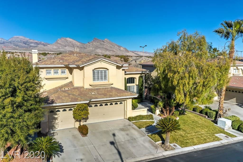 Photo of 109 North Buteo Woods Lane, Las Vegas, NV 89144 (MLS # 2220544)