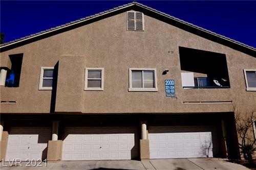 Photo of 2000 Turquoise Ridge Street #202, Las Vegas, NV 89117 (MLS # 2269545)
