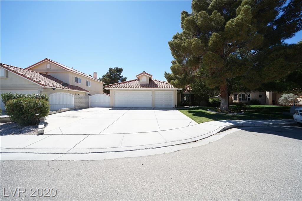 Photo of 5609 Redquail Circle, North Las Vegas, NV 89031 (MLS # 2196545)