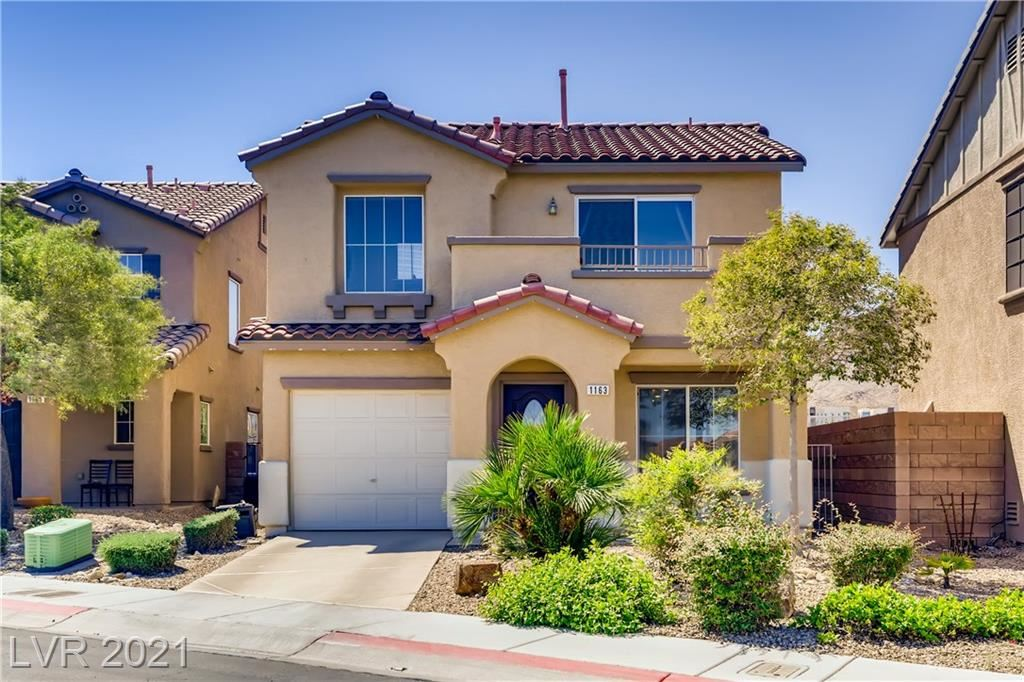Photo of 1163 Paradise Mountain Trail, Henderson, NV 89002 (MLS # 2288545)