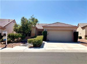 Photo of 2187 EAGLE WATCH Drive, Henderson, NV 89012 (MLS # 2101546)
