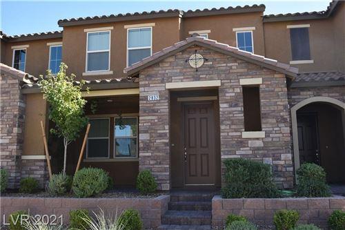 Photo of 2832 Turnstone Ridge Street, Henderson, NV 89044 (MLS # 2271548)