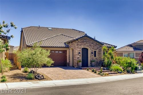 Photo of 3075 Young Bouvier Avenue, Henderson, NV 89044 (MLS # 2293548)