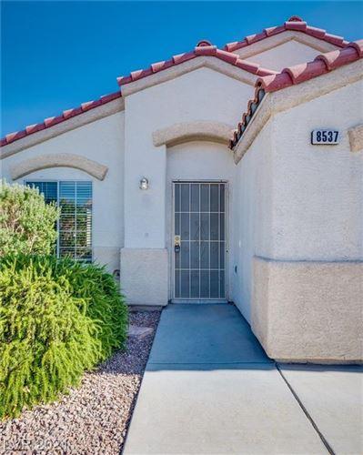 Photo of 8537 Hidden Pines Avenue, Las Vegas, NV 89143 (MLS # 2304548)