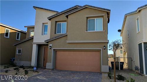 Photo of 37 Morrestown Avenue, North Las Vegas, NV 89084 (MLS # 2207549)