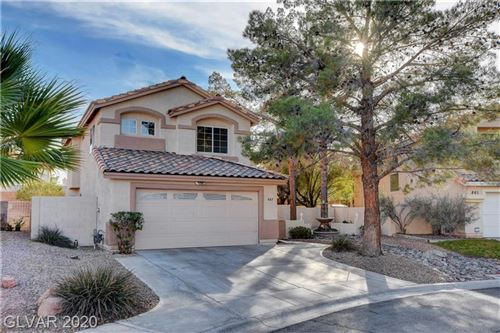 Photo of 867 PRAIRIE GRASS Drive, Las Vegas, NV 89123 (MLS # 2166550)