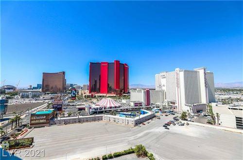Photo of 2700 LAS VEGAS Boulevard #1411, Las Vegas, NV 89109 (MLS # 2312550)