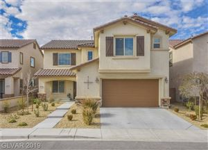 Photo of 871 VIA CAMPO TURES, Henderson, NV 89011 (MLS # 2122551)