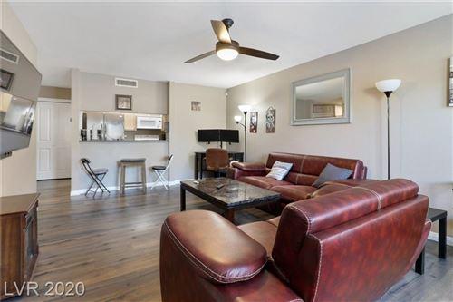 Photo of 697 Oakmont Avenue #3309, Las Vegas, NV 89109 (MLS # 2243551)