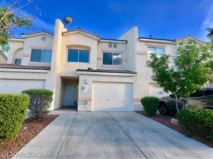 Photo of 3363 SPARROW HEIGHTS Avenue, North Las Vegas, NV 89032 (MLS # 2094552)