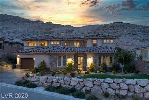 Photo of 92 OLYMPIA CHASE Drive, Las Vegas, NV 89141 (MLS # 2166552)