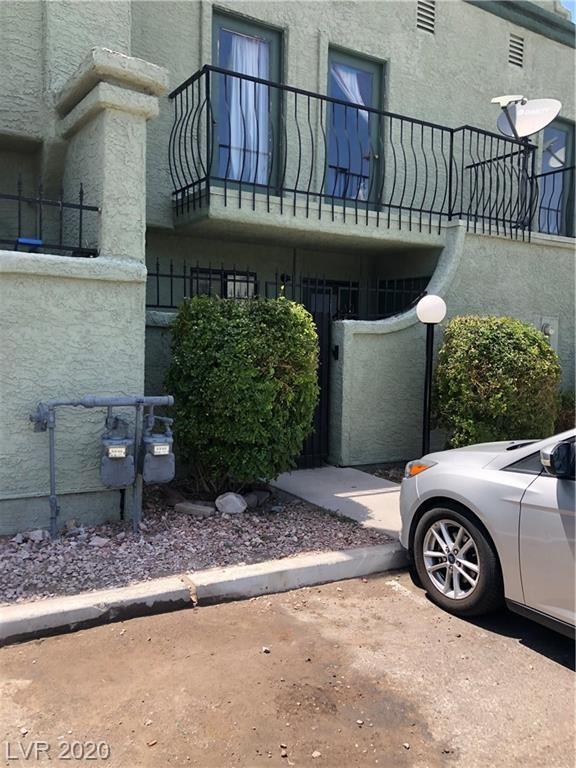 Photo of 7030 Burcot #E107, Las Vegas, NV 89156 (MLS # 2206552)