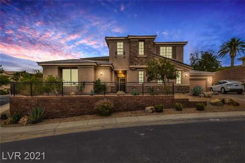 Photo of 584 River Dee Place, Henderson, NV 89012 (MLS # 2311553)