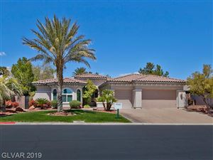 Photo of 10912 KEYMAR Drive, Las Vegas, NV 89135 (MLS # 2124554)