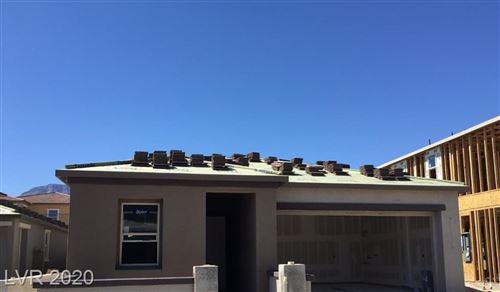 Photo of 349 Coastal Redwood, Las Vegas, NV 89138 (MLS # 2186554)