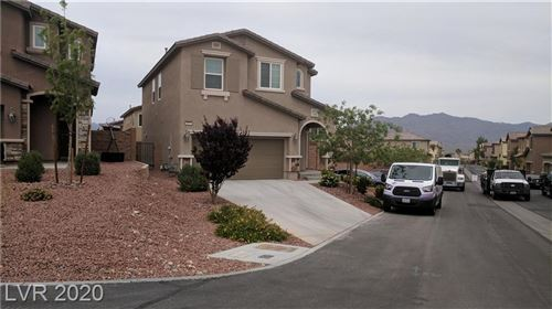 Photo of 8085 Satin Carnation Lane, Las Vegas, NV 89166 (MLS # 2207554)
