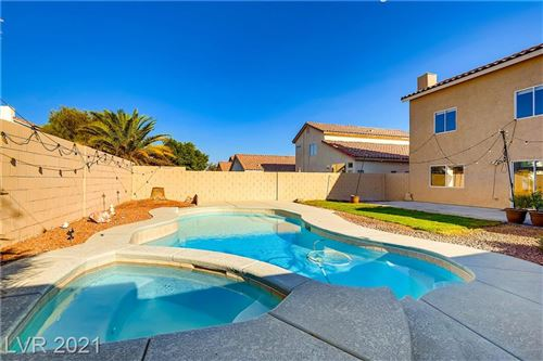 Photo of 4410 Crimson Tide Avenue, North Las Vegas, NV 89031 (MLS # 2334554)