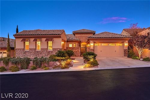 Photo of 2808 Sisteron Court, Henderson, NV 89044 (MLS # 2246557)