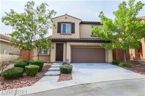 Photo of 10741 Mentesana Avenue, Las Vegas, NV 89166 (MLS # 2285558)