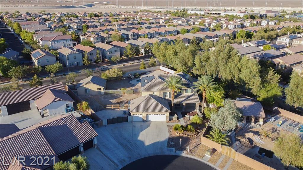Photo of 8570 Harwick Ranch Court, Las Vegas, NV 89131 (MLS # 2330558)