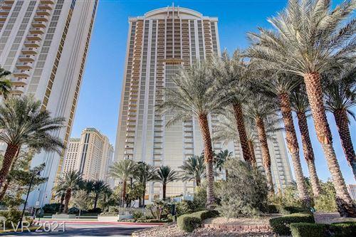 Photo of 145 HARMON Avenue #2020, Las Vegas, NV 89109 (MLS # 2335559)