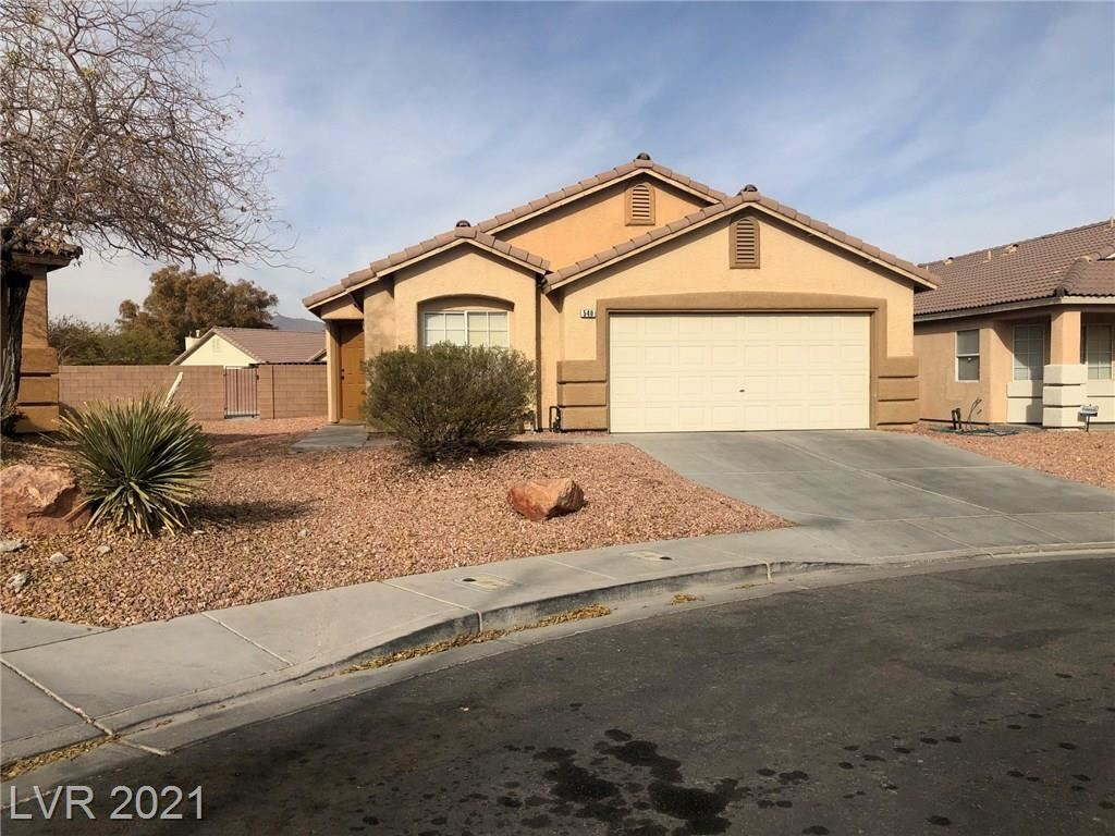Photo of 540 Shallow Mist Court, North Las Vegas, NV 89032 (MLS # 2263559)
