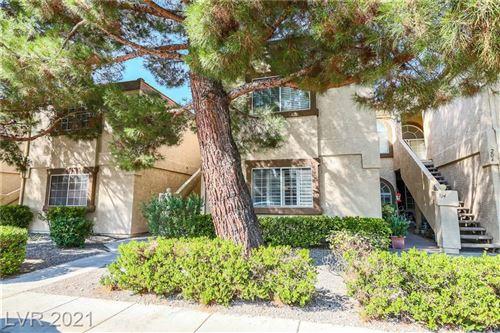 Photo of 3660 Renovah Street #103, Las Vegas, NV 89129 (MLS # 2335560)
