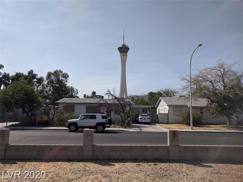 Photo of 2019 BEVERLY Way, Las Vegas, NV 89104 (MLS # 2234560)