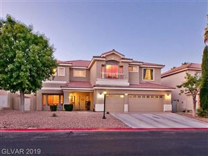 Photo of 7418 PAGE RANCH Court, Las Vegas, NV 89131 (MLS # 2148561)