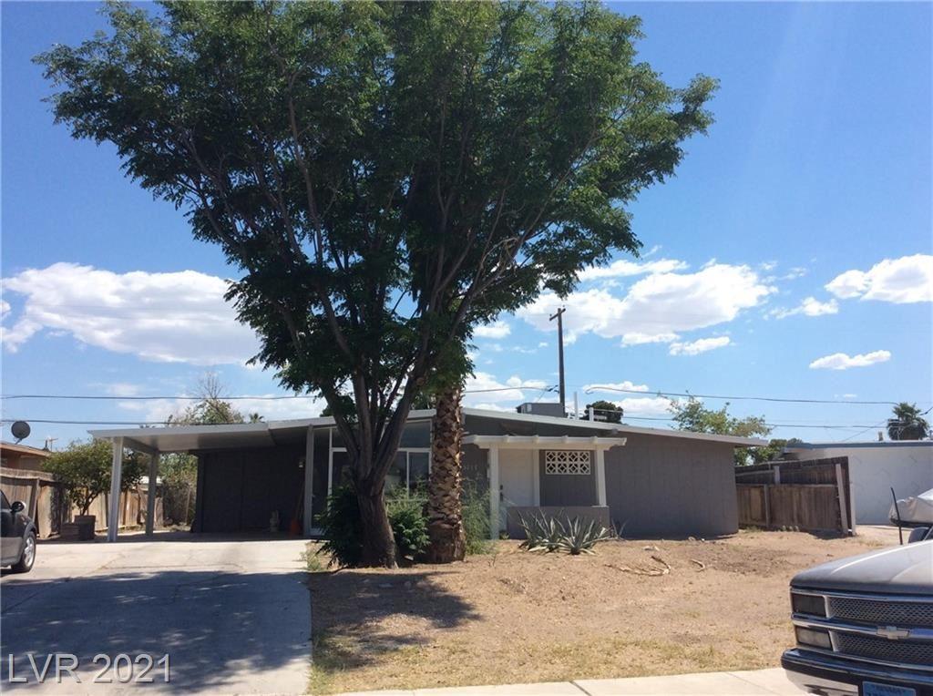 Photo of 3217 Reynolds Avenue, North Las Vegas, NV 89030 (MLS # 2303561)