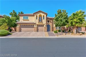 Photo of 6312 TROTTING TRIGGER Avenue, Las Vegas, NV 89131 (MLS # 2135562)