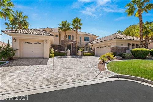 Photo of 10751 Portchester Court, Las Vegas, NV 89135 (MLS # 2282562)