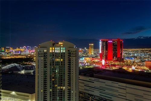 Photo of 2777 Paradise Road #3704, Las Vegas, NV 89109 (MLS # 2316562)