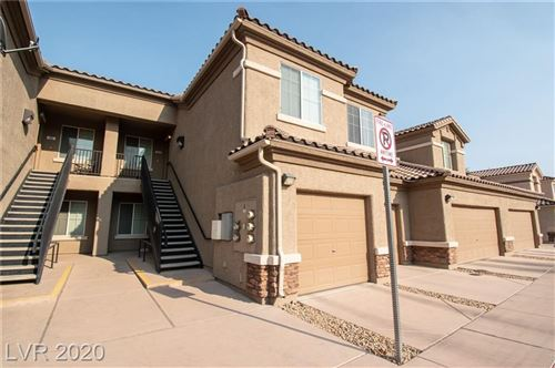Photo of 6790 Caporetto Lane #203, North Las Vegas, NV 89084 (MLS # 2231563)