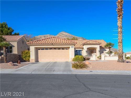 Photo of 3041 Big Green Lane, Las Vegas, NV 89134 (MLS # 2256563)